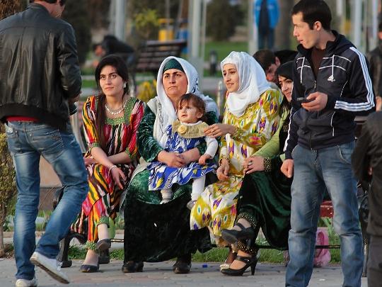 Tadžikistanin perinteet