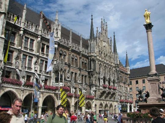 Мюнхен за 1 ден