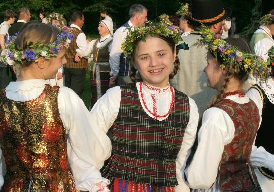 Liettuan perinteet
