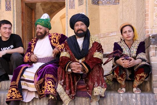Tradities van Oezbekistan