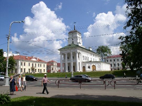 Минск за 1 ден