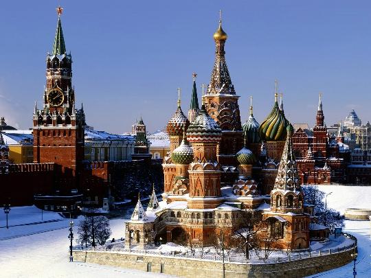 Moskou in 1 dag