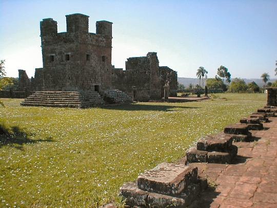 Paraguayn ominaisuudet