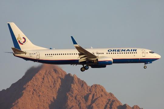 Hoeveel om te vliegen van Orenburg naar Moskou?