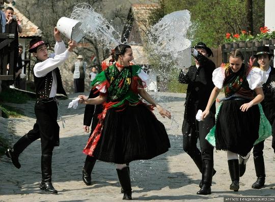 Tradities van Hongarije