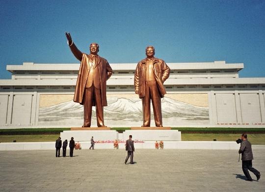 Reis naar Noord-Korea