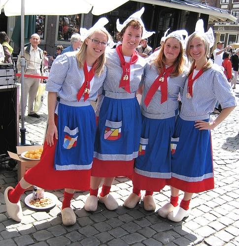 Tradities van Nederland