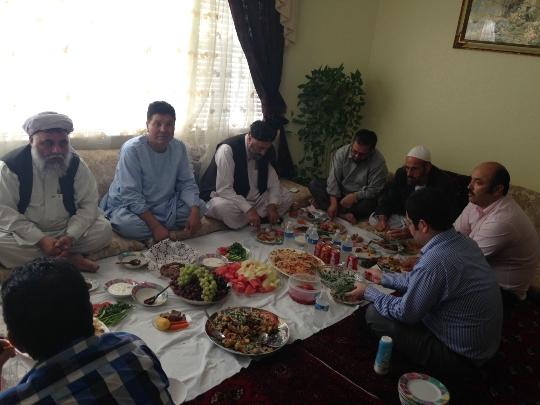 Tradities van Afghanistan