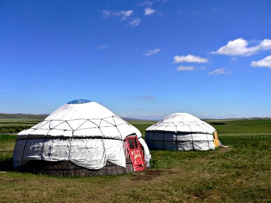 Tradities van Mongolië