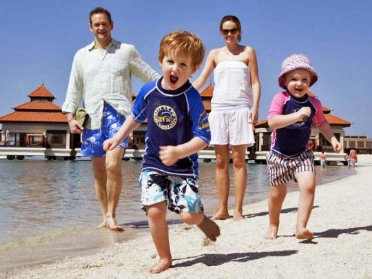 Minne mennä lasten kanssa Dubaissa?