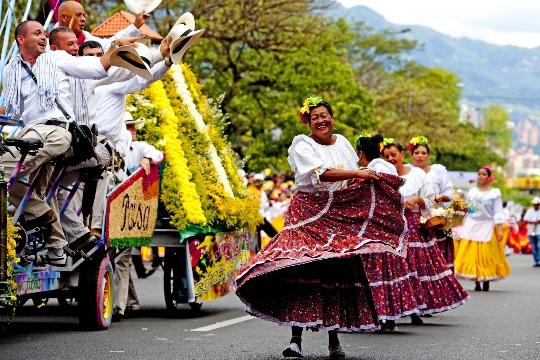 Tradities van Colombia