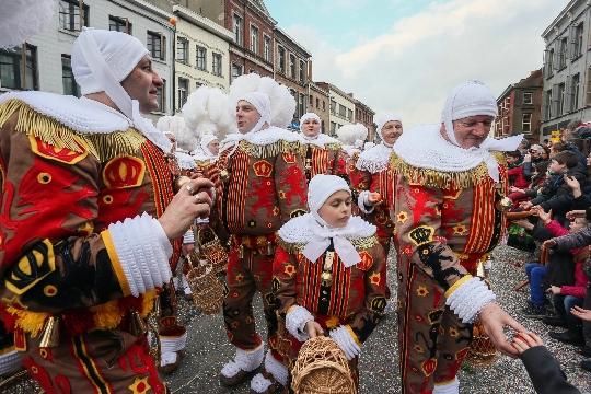 Традиции на Белгия