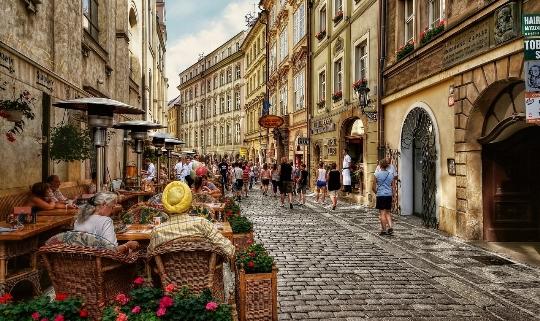Praha 1 päivässä