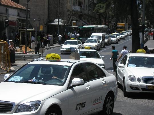 Taksi Israelissa
