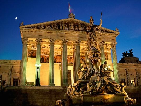 Виена за 2 дни