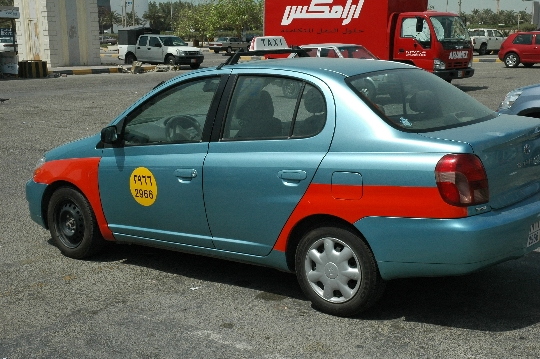 Taxi in Bahrein