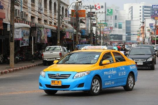 Taksi Thaimaassa