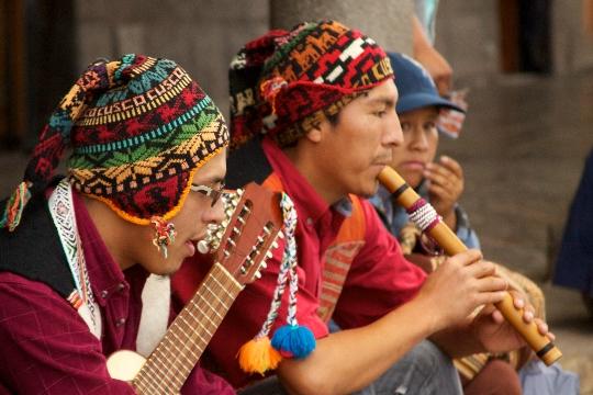Tradities van Peru