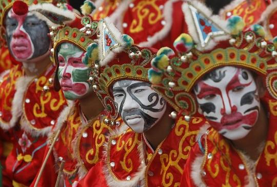 Tradities van Thailand