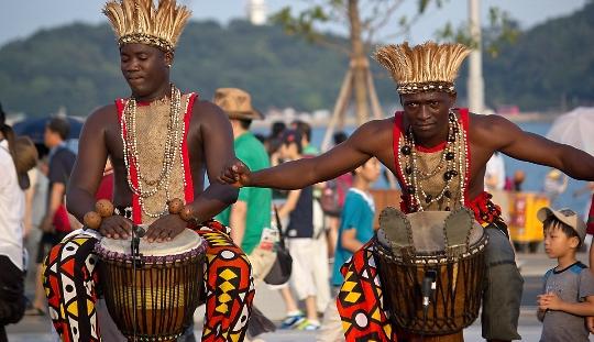 Tradities van Angola