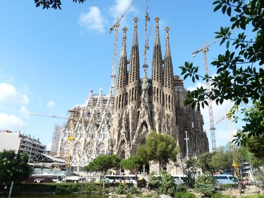 Барселона за 2 дни
