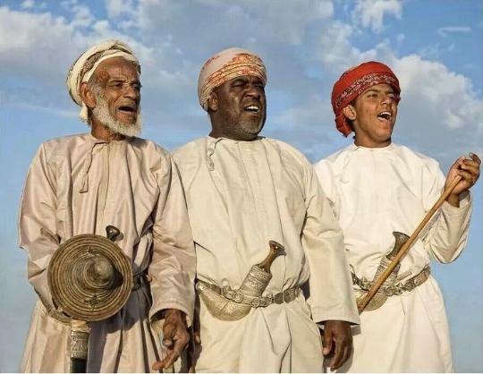 تقاليد عمان