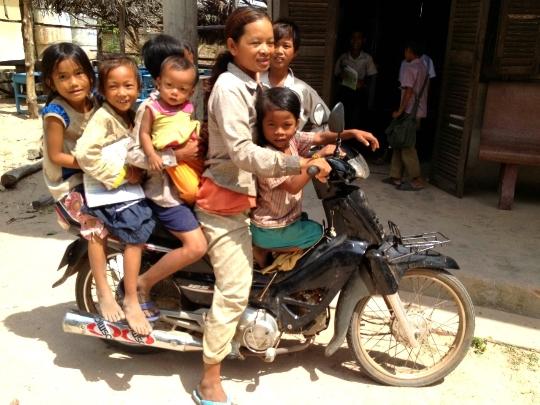 تقاليد كمبوديا