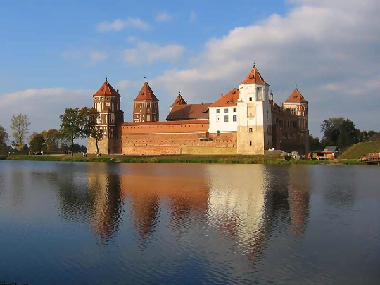 Reis naar Wit-Rusland