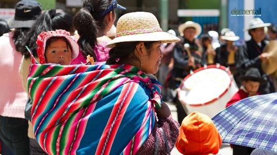 تقاليد بيرو