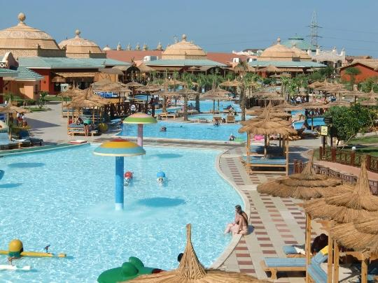Minne mennä lasten kanssa Hurghadassa?