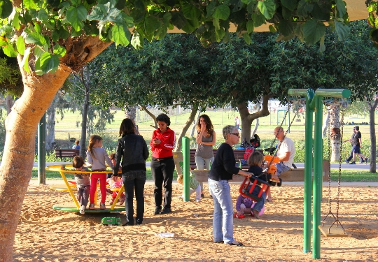 Къде да отида с деца в Тел Авив?