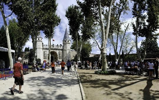 Къде да отида с деца в Истанбул?