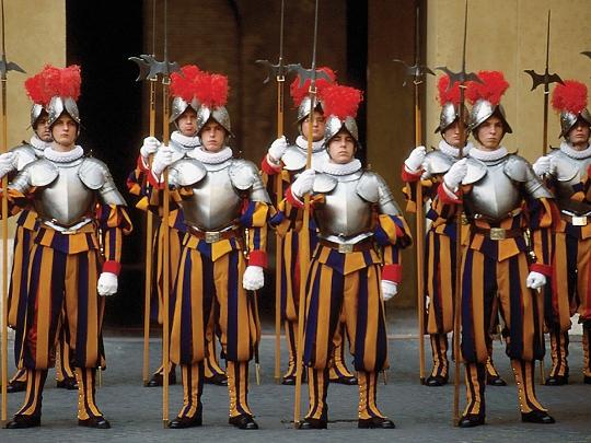 Vaticaanse tradities