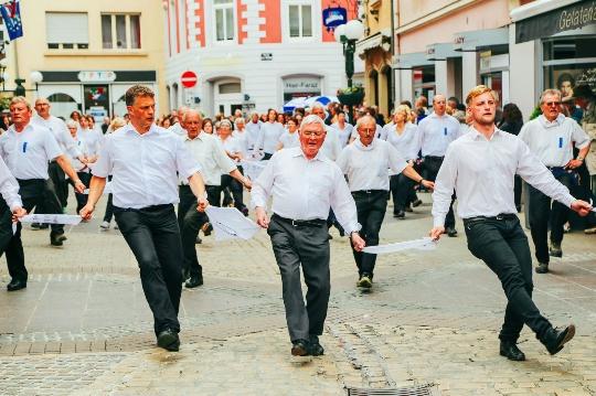 Tradities van Luxemburg