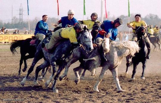 Tradities van Kirgizië