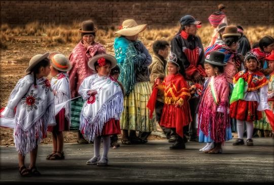 Tradities van Bolivia