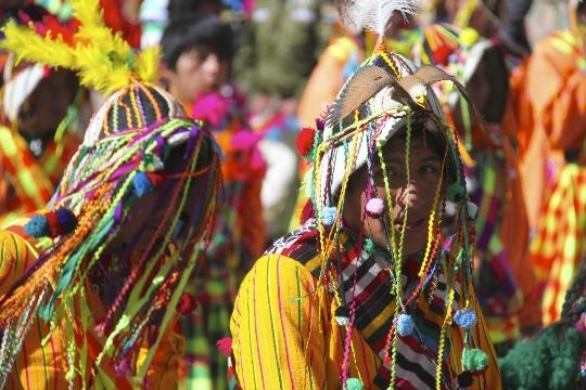 Bolivian perinteet