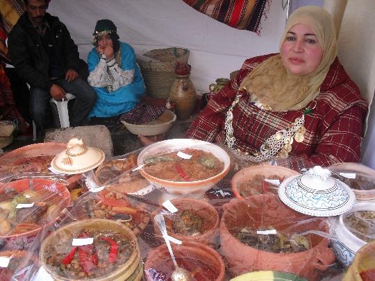 التقاليد التونسية