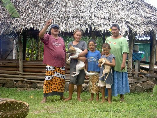 Samoa-tradities