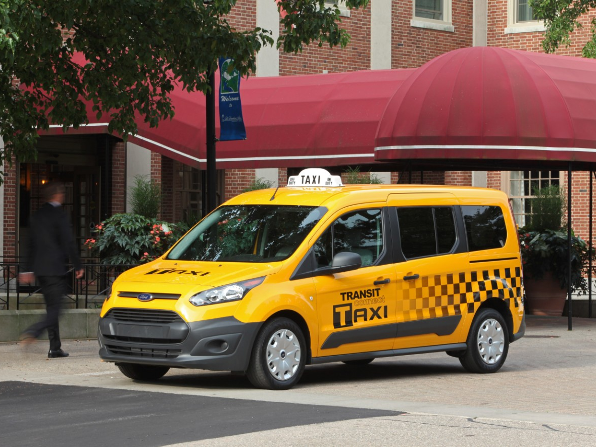 Taxi in Canada