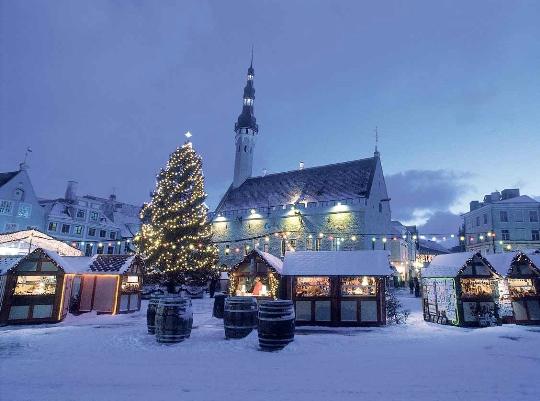Пътуване до Естония