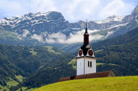 Matka Sveitsiin