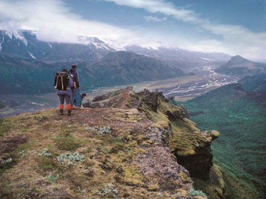 Reis naar IJsland