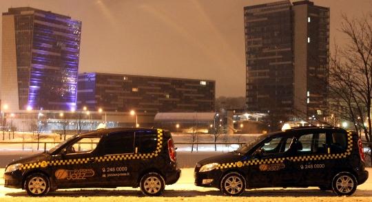 Taksi Liettuassa