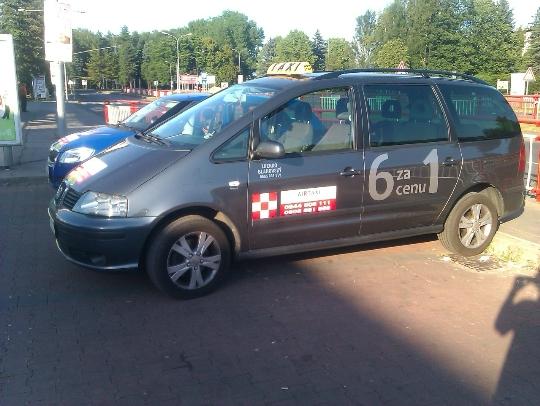 Такси в Словакия