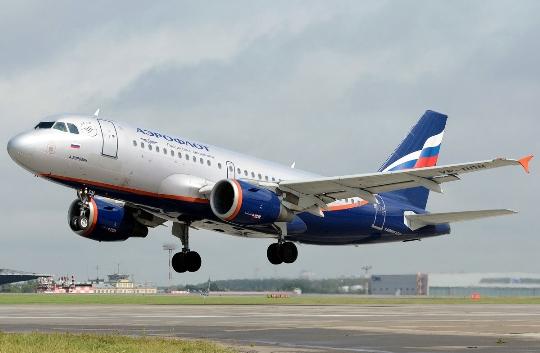 Колко да лети от Нарян-Мар до Москва?