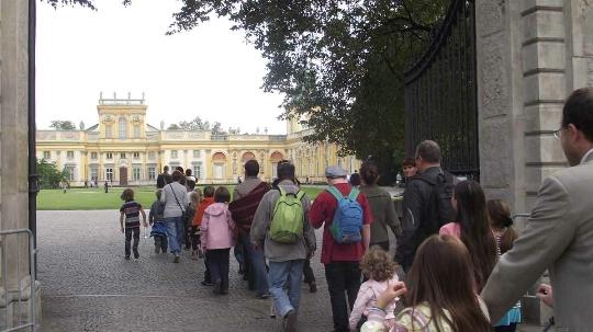 Къде да отида с деца във Варшава?