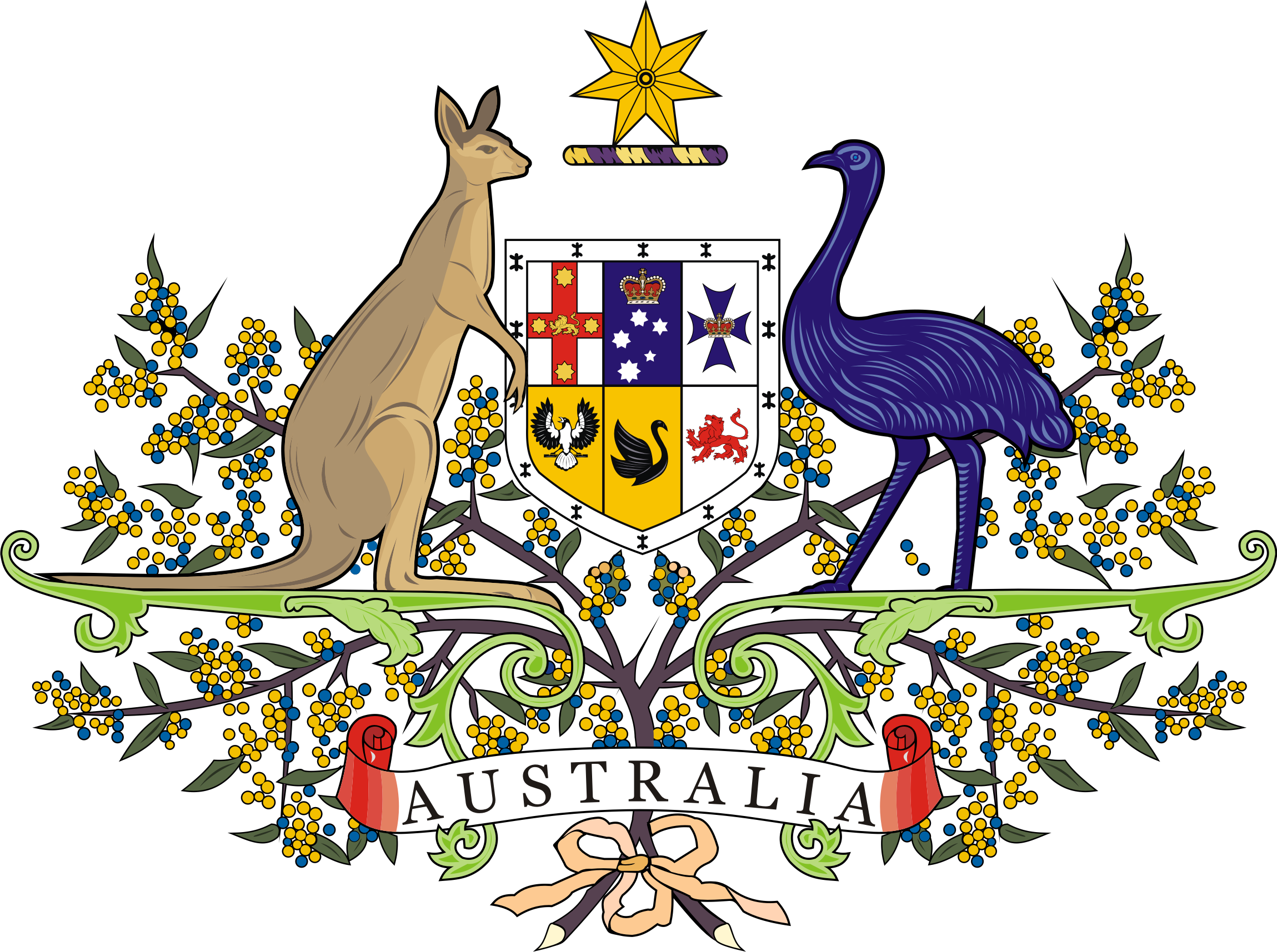 Australian vaakuna