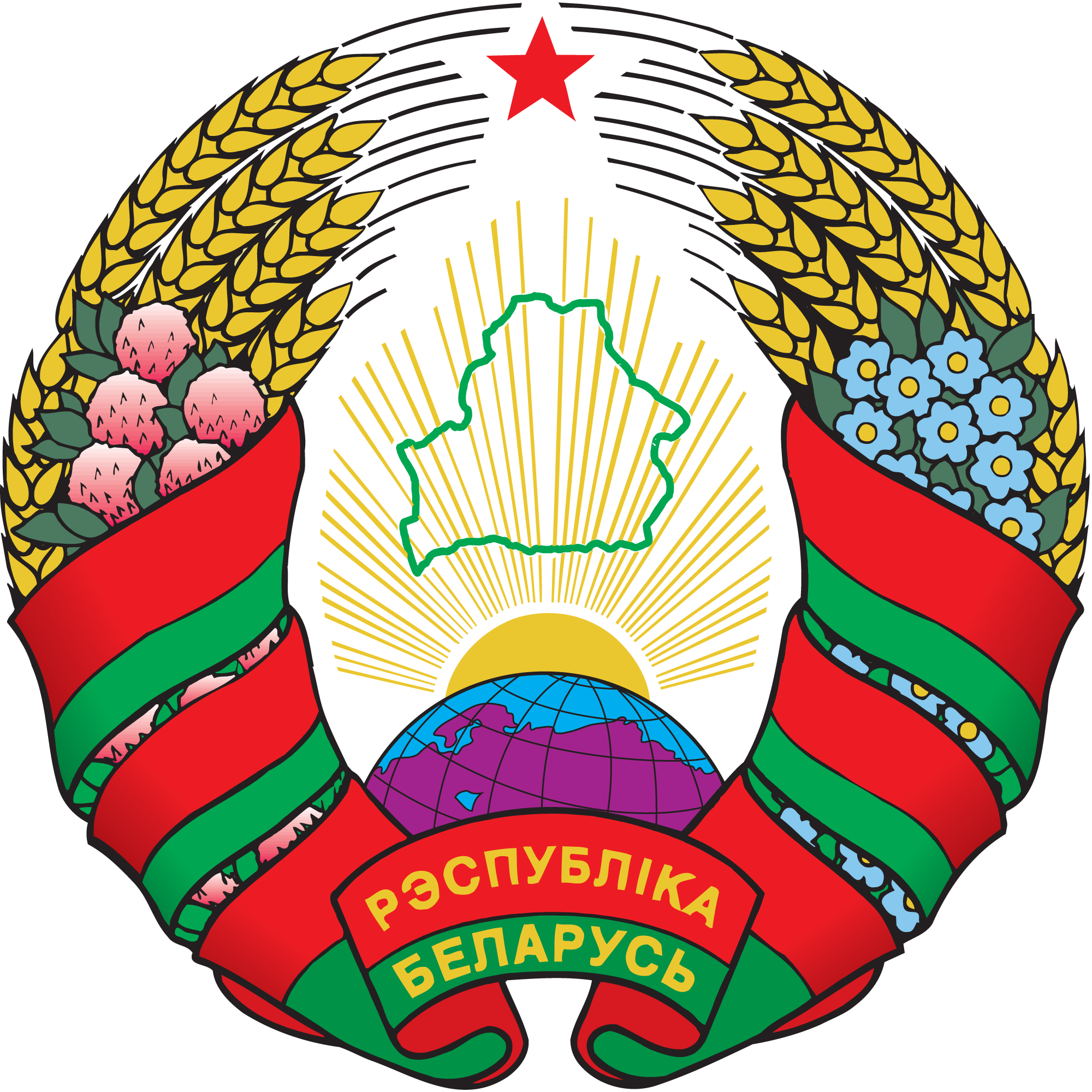 Wapen van Wit-Rusland