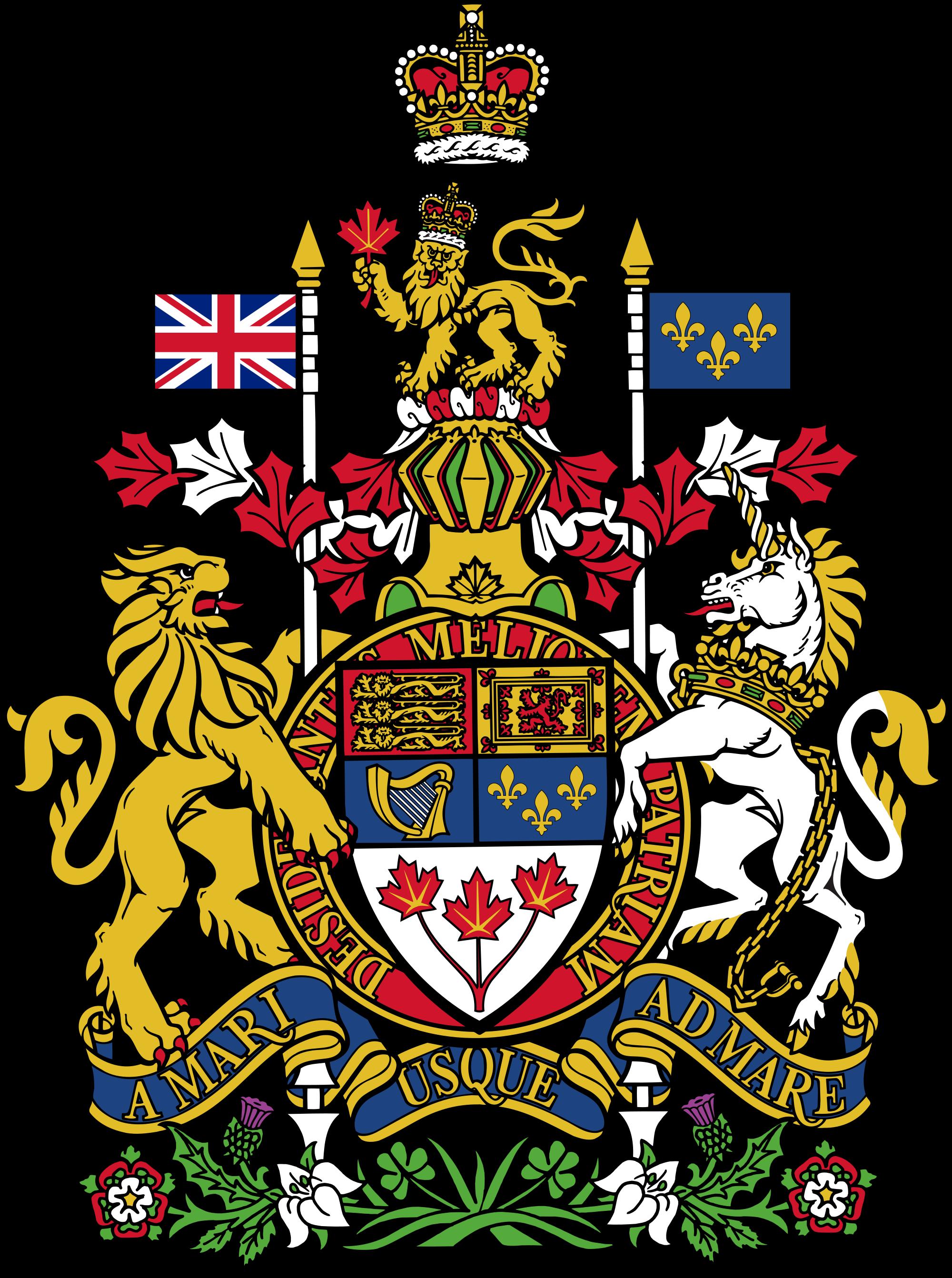 Wapenschild van Canada
